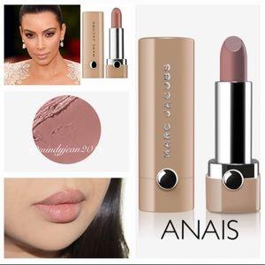 Marc Jacobs new nudes lipstick Anais
